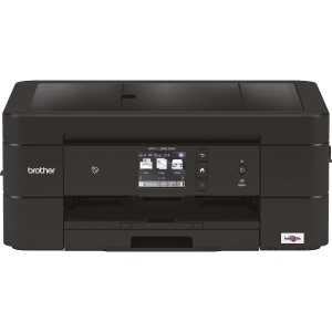 FAX MULTIFUNÇÃO INK BROTHER MFCJ890DW COR