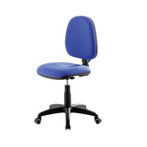 Cadeira de contato permanente LYRECO BUDGET cor azul