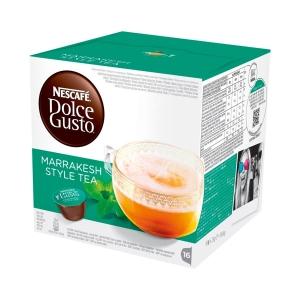 Pacote de 16 cápsulas DOLCEGUSTO MARRAKESH TEA