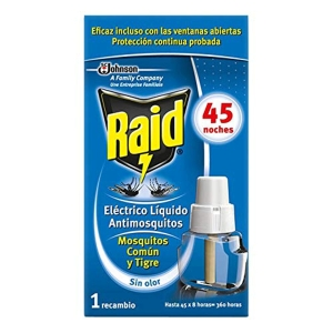 Inspeção de difusor elétrico de substituição RAIDE 45