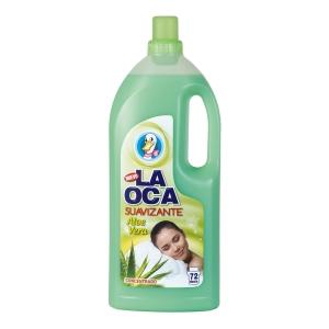 Amaciante de tecido LA OCA aroma aloe vera 1,5l