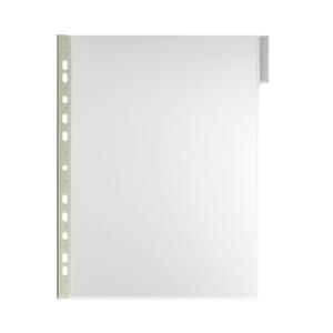 Pack de 5 bolsas A4 para classificador de parede transparentes DURABLE