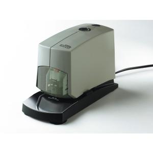 Agrafador elétrico NOVUS B100EL 10 folhas cor cinza