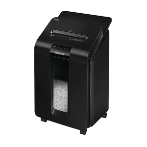 Destruidora FELLOWES AutoMax™ 100M, mini-corte