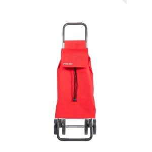CarroROLSER LN dos + 2 alumínio Vermelho