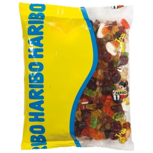 SACO GOMINOLA COCKTAIL HARIBO 1KG