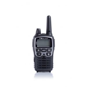 Pacote de 2 walkie-talkies MIDLAND XT70 com acessórios
