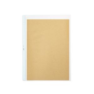 Pack 100 bolsas PARDO PVC 4 padrão folio