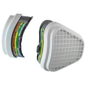 Par de filtros de recarga para máscara 3L Elipse ABEK1P3