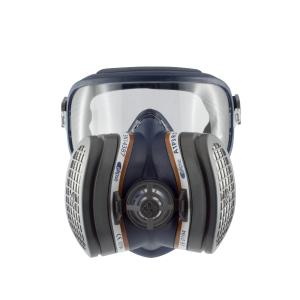 Máscara completa 3L Elipse integra A1P3 tamanho M/L