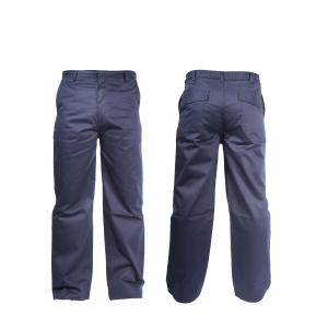 Calças 3L Welder azul tamanho M