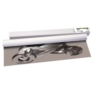 Rolo de papel recubierto HP 24 Largo: 610 mm, 45,7m. 90g/m2,