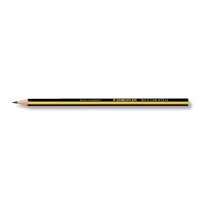 Pack 12 lápis STAEDTLER Noris 118 HB 2 mm