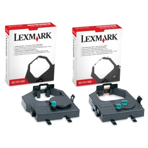 Fita matricial LEXMARK nylon preto 3070166 para 2380/2390/2480/2490