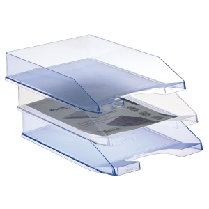 Bandeja portadocumentoscarga frontal cristalARCHIVO 2000 Dimensões:258x65x350mm