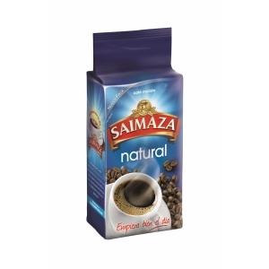 Pack de 250 g de café moído de torrefação natural