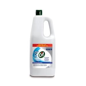 Detergente em crema CIF Profissional 2 litros