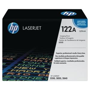 Tambor laser HP 122A preto Q3964A para LaserJet Color 2550/2820/2840 Series