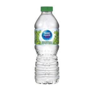 Pack de 24 garrafas de 0,5 l de agua NESTLÉ Aquarel