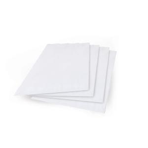 Caixa 250 bolsas brancas LYRECO. Dim: 184 x 261 mm