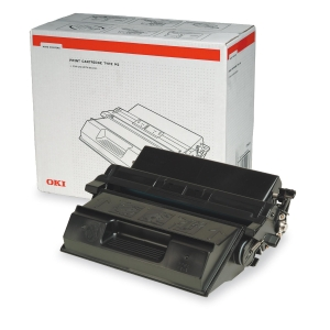 Toner laser OKI preto 09004078 para B-6200/B-6300