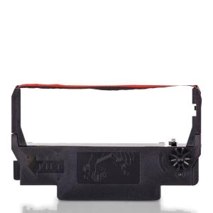 Fita matricial EPSON nylon preto/vermelho S015376 ERC-38BR