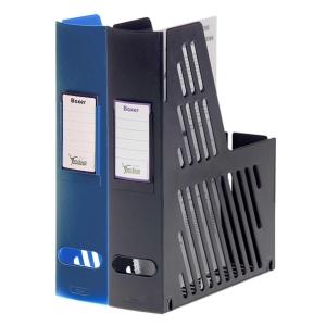 Caixa de arquivo cor azul opaco ARCHIVO 2000  Dimensões: 235 x 315 x 70mm