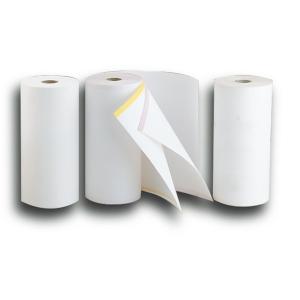 Bobina de papel Telex de 1 folha. 210 mm x 80 m