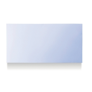 Caixa 500 envelopes brancos DL AUTODEX papel offset. Dim: 110 x 220 mm