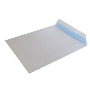 Caixa 250 bolsas brancas AUTODEX. Dim: 260 x 360 mm