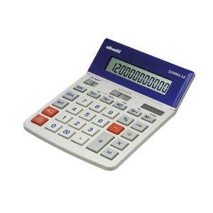 Calculadora de secretária OLIVETTI Summa 60 de 12 dígitos