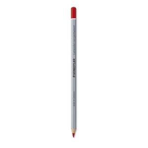 Pack de 12 lápis STAEDTLER Lumocolor não-permanente Omnichrom 108. Cor vermelha