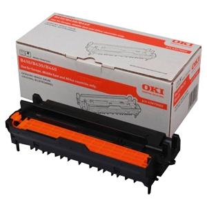 Tambor laser OKI preto 43979002 para B410/430/440 e MB460/470/480