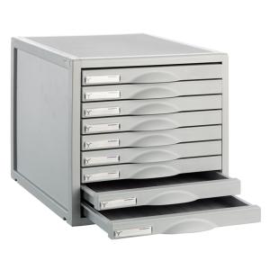 Arquivomodular de 9 cajones  Dimensões: 316x303x356mm