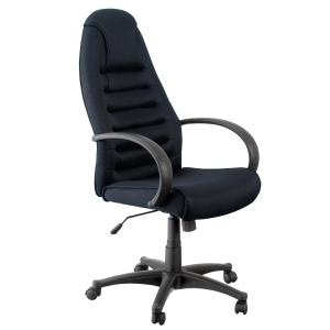 Cadeira de mecanismo basculante eixo centrado A2000 Morcego cor preta