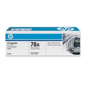 Toner laser HP 78A preto CE278A para LaserJet Pro P1566/1606 Series