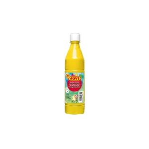Tempera líquido JOVI 500ml amarelo