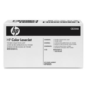 Bote residual HP CE254A para CM3530/CP3525/500M551 Series