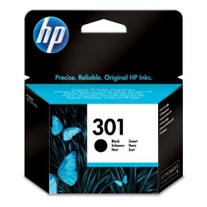 Tinteiro HP 301 preto CH561EE para DeskJet 1050/2050