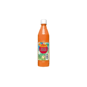 Guache líquido JOVI 500ml laranja
