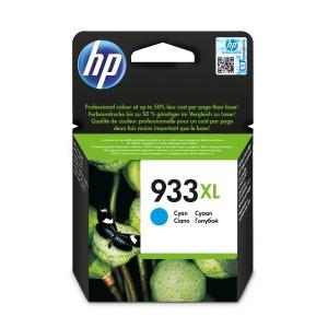 Tinteiro HP 933XL ciano CN054AE para 6100/6600/6700 Premium