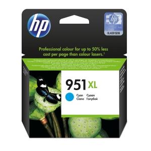 Tinteiro HP 951XL ciano CN046AE para Pro 8100/8600/+