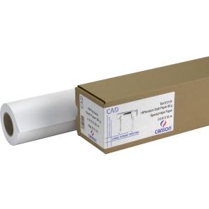 Rolo de papel plotter CAD Hi cor inkjet 90g/m2 CANSON