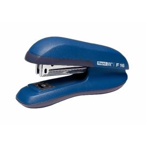 Agrafador de secretaria RAPID F16 20 folhas cor azul