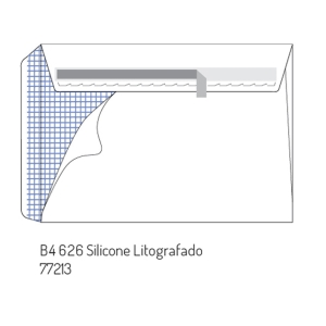 Caixa 250 envelopes AUTODEX papel offset. Dim: 250 x 353 mm