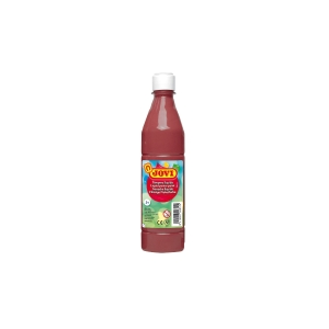 Guache líquido JOVI 500ml castanho