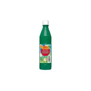 Guache líquido JOVI 500ml verde escuro