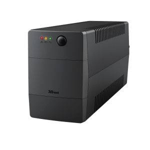 Sistema de alimentação ininterrupta SAI TRUST Oxxtron 800VA