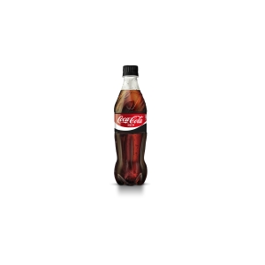 Pack de 24 Garrafas PET Coca-Cola Zero 50cl
