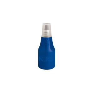 Tinta para carimbo COLOP de 25ml cor azul